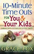 10 MINUTE TIME OUTS FOR YOU AND YOUR KIDS