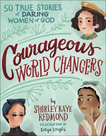 COURAGEOUS WORLD CHANGED HB