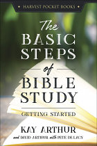 THE BASIC STEPS OF BIBLE STUDY