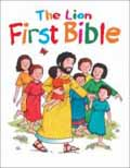 LION FIRST BIBLE HB