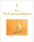 TEN COMMANDMENTS GIFT EDITION HB