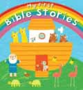 MY FIRST BIBLE STORIES PADDED HB