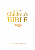 LION CHILDRENS BIBLE GIFT EDITION HB