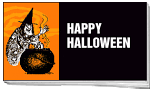 HAPPY HALLOWEEN PACK OF 25
