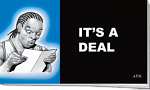 IT'S A DEAL CHICK TRACT PACK OF 25