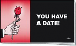 YOU HAVE A DATE CHICK TRACT PACK OF 25