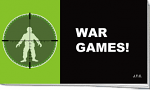 WAR GAMES TRACT PACK OF 25