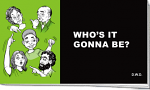 WHOS IT GONNA BE CHICK TRACT PACK OF 25