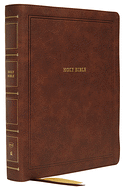 NKJV LARGE PRINT WIDE MARGIN BIBLE