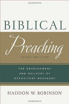 BIBLICAL PREACHING HB