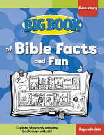 BIG BOOK OF BIBLE FUN FACTS ELEMENTARY