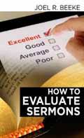 HOW TO EVALUATE SERMONS