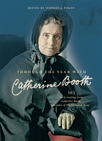 THROUGH TEH YEAR WITH CATHERINE BOOTH HB