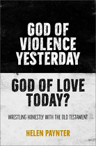 GOD OF VIOLENCE YESTERDAY GOD OF LOVE TODAY
