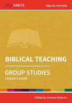 BIBLICAL TEACHING GROUP STUDIES