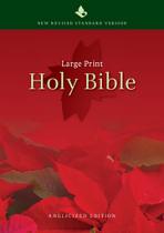 NRSV LARGE PRINT ANGLICIZED BIBLE
