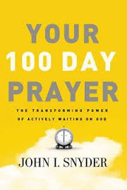 YOUR 100 DAY PRAYER