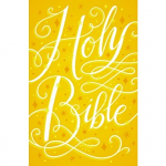 ICB GOLDEN PRINCESS SPARKLE BIBLE