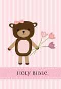 ICB BABY BEAR BIBLE FOR GIRLS