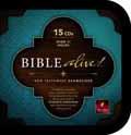 NLT BIBLE ALIVE DRAMATIZED NEW TESTAMENT CD
