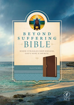 NLT BEYOND SUFFERING BIBLE INDEXED