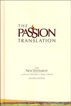 TPT NEW TESTAMENT 2ND EDITION IVORY HB