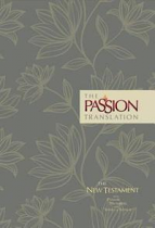TPT NEW TESTAMENT 2ND EDITION FLORAL HB