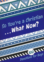 SO YOURE A CHRISTIAN WHAT NOW BOYS