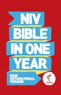 NIV ALPHA BIBLE IN ONE YEAR PACK OF 10