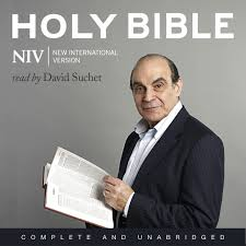 NIV AUDIO BIBLE MP3 CD