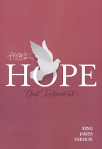 KJV HERES HOPE NEW TESTAMENT