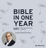 NIV BIBLE IN ONE YEAR MP3 CD