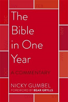 THE BIBLE IN ONE YEAR WITH COMMENTARY