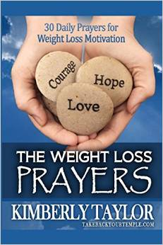 THE WEIGHT LOSS PRAYERS