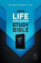 NLT BOYS LIFE APPLICATION STUDY BIBLE HB