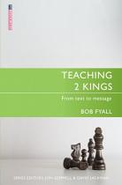 TEACHING 2 KINGS