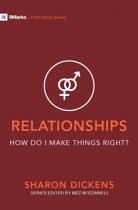 RELATIONSHIPS- HOW DO I MAKE THINGS RIGHT?