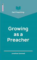 GROWING AS A PREACHER