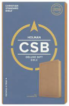 CSB DELUXE GIFT BIBLE