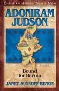 ADONIRAM JUDSON BOUND FOR BURMA