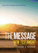 THE MESSAGE POCKET NEW TESTAMENT