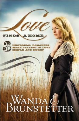 LOVE FINDS A HOME: 3 HISTORICAL ROMANCES