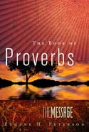 THE MESSAGE BOOK OF PROVERBS