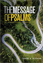 THE MESSAGE BOOK OF PSALMS