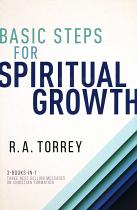 BASIC STEPS FOR SPIRITUAL GROWTH