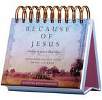 BECAUSE OF JESUS DAYBRIGHTENER