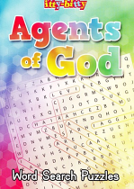 AGENTS OF GOD ITTY BITTY WORD SEARCH