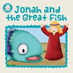 JONAH AND THE GREAT FISH LITTLE LAMBS