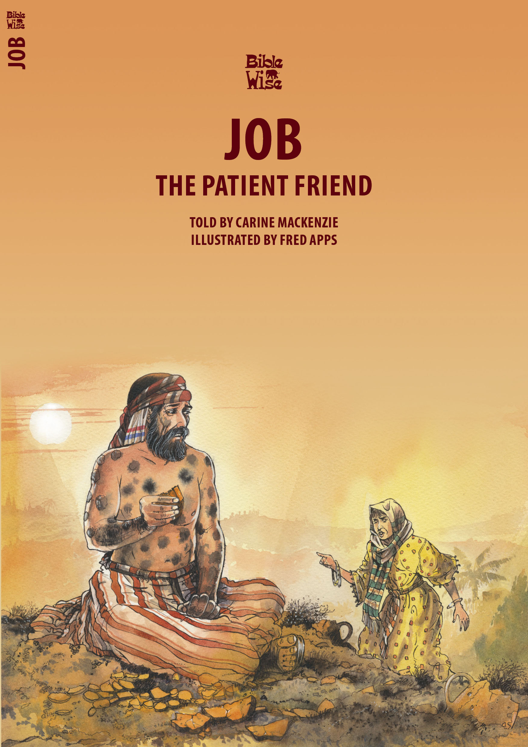 an introduction to the christian myth of job The master of deception ~ introduction chapter 1  myth busting and replacements offered for this christian myth and jewish fable you discard.