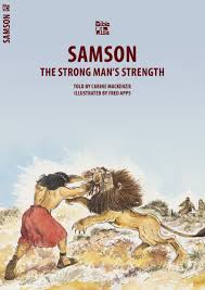 BIBLE WISE SAMSON
